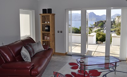 Shore Cottage Self Catering in Elgol